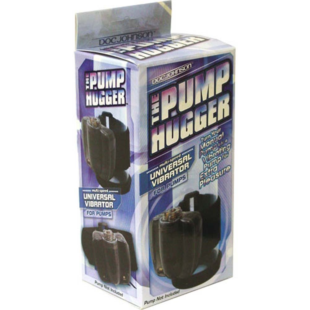 Pump Hugger Universal Vibrator for Pumps Black. - View #1