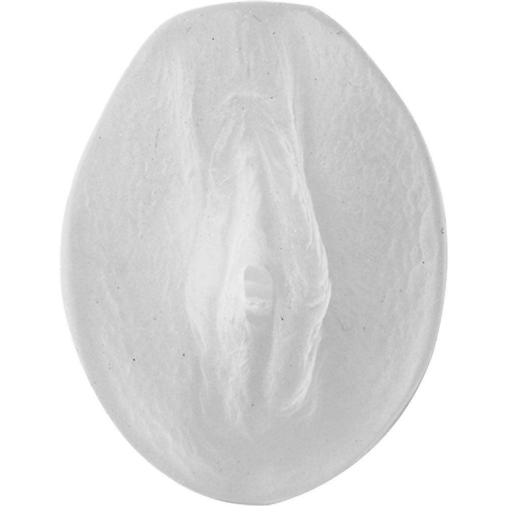 Palm Pal UR3 Clear Pussy Stroker Masturbator - View #3