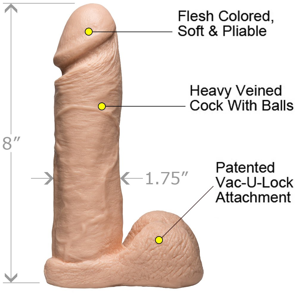 smallest vac u lock dildo