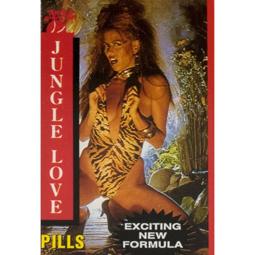 Jungle Love Pills 20 Capsules - View #1