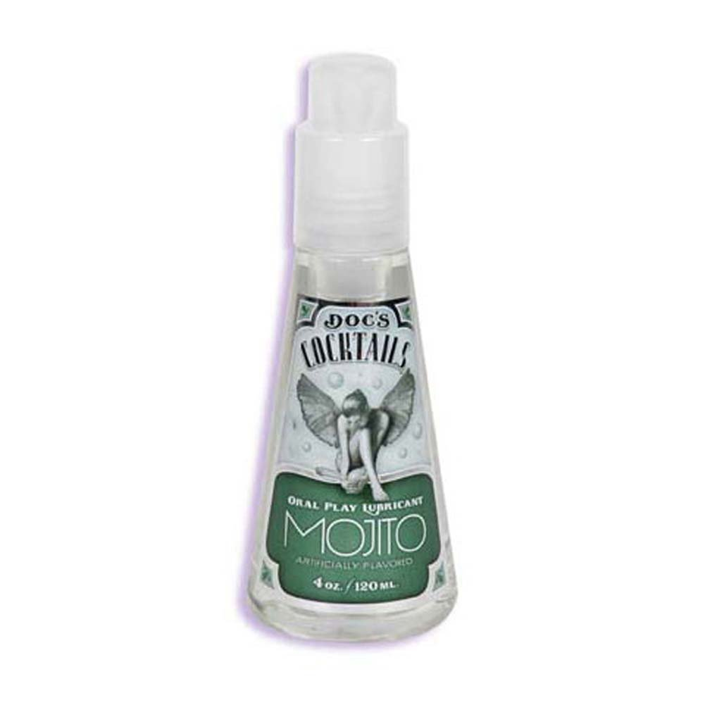 Docs Cocktails Oral Play Lube Mojito 4 Fl. Oz. - View #1