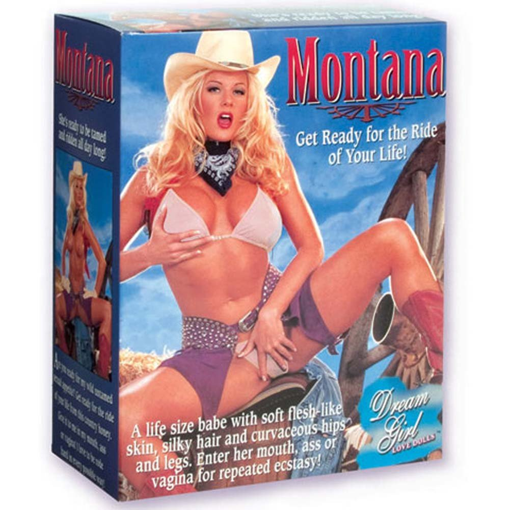 Montana Love Doll - View #1
