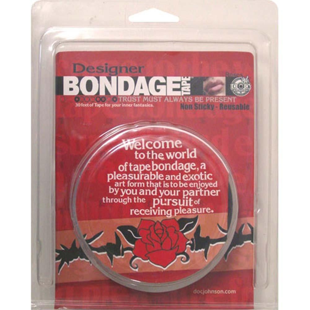 Designer Bondage Tape Roses - View #1