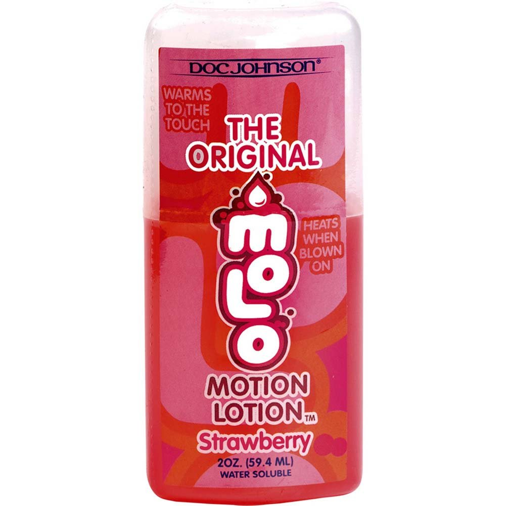 Motion Lotion Strawberry - View #1