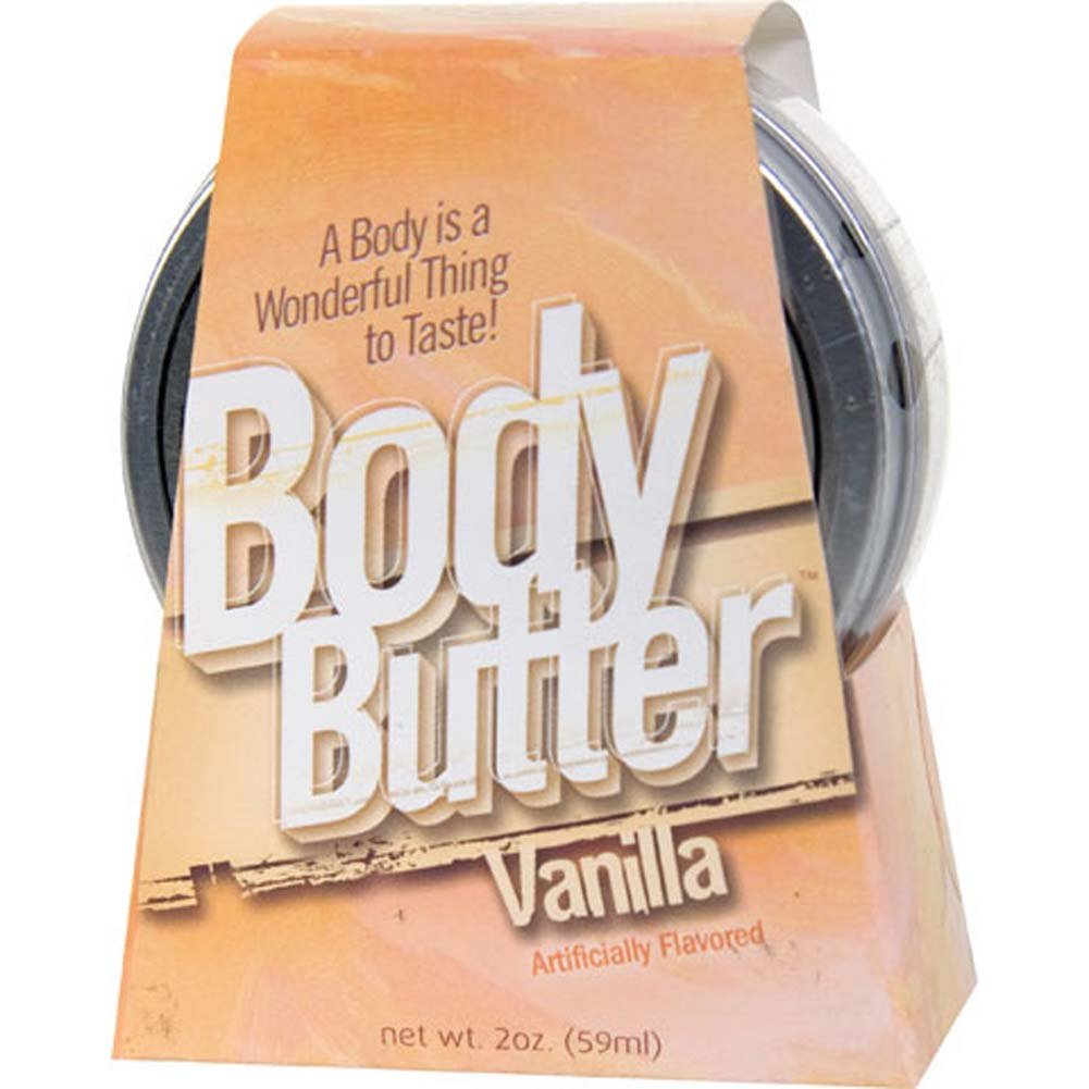 Body Butter Vanilla 2 Fl. Oz. - View #1