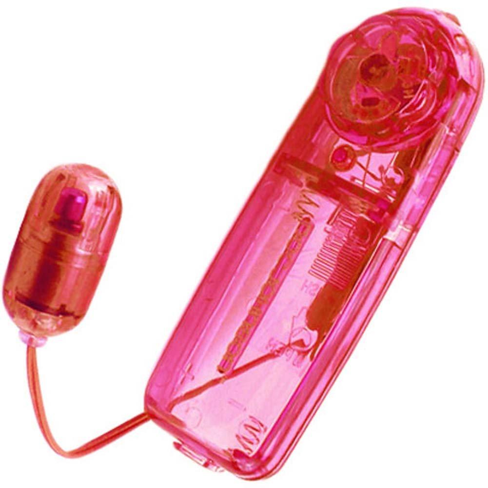 "Vivid Mini Bullet Vibrator by Savanna 1.5"" Pink - View #1"