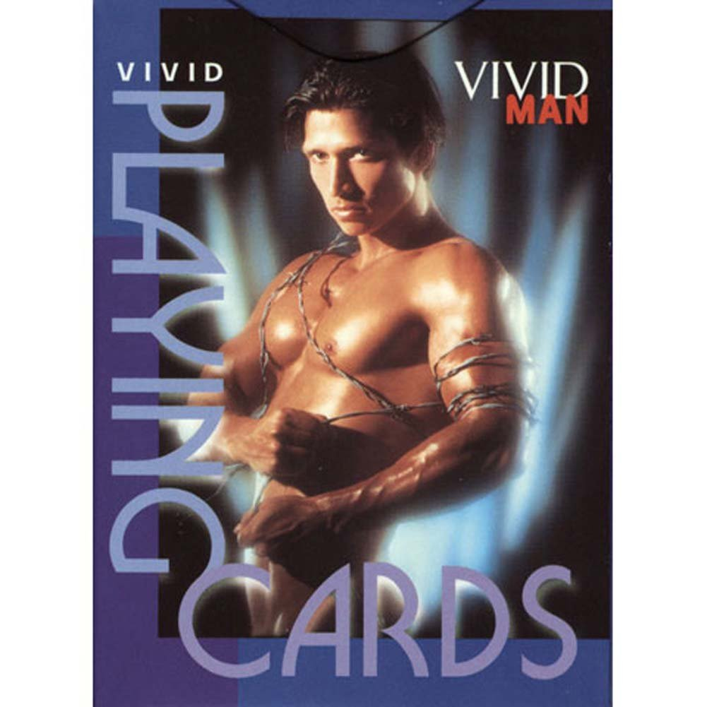 Vivid Man Soft Playing Cards RbDV - View #1