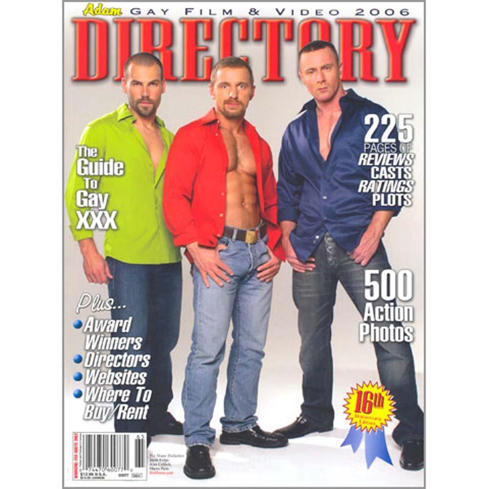 2006 Adam Gay Video Directory - View #1