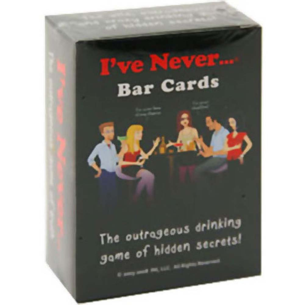 IVe Never Bar Cards - View #1