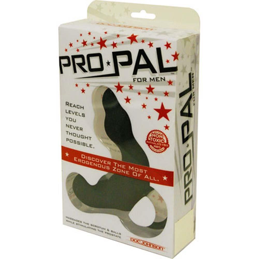 Pro Pal for Men Butt Plug Black - View #2