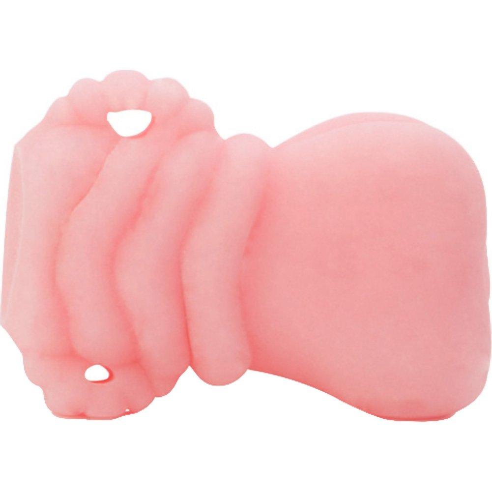 Just Pussy Pure Skin Masturbator Pink - View #4