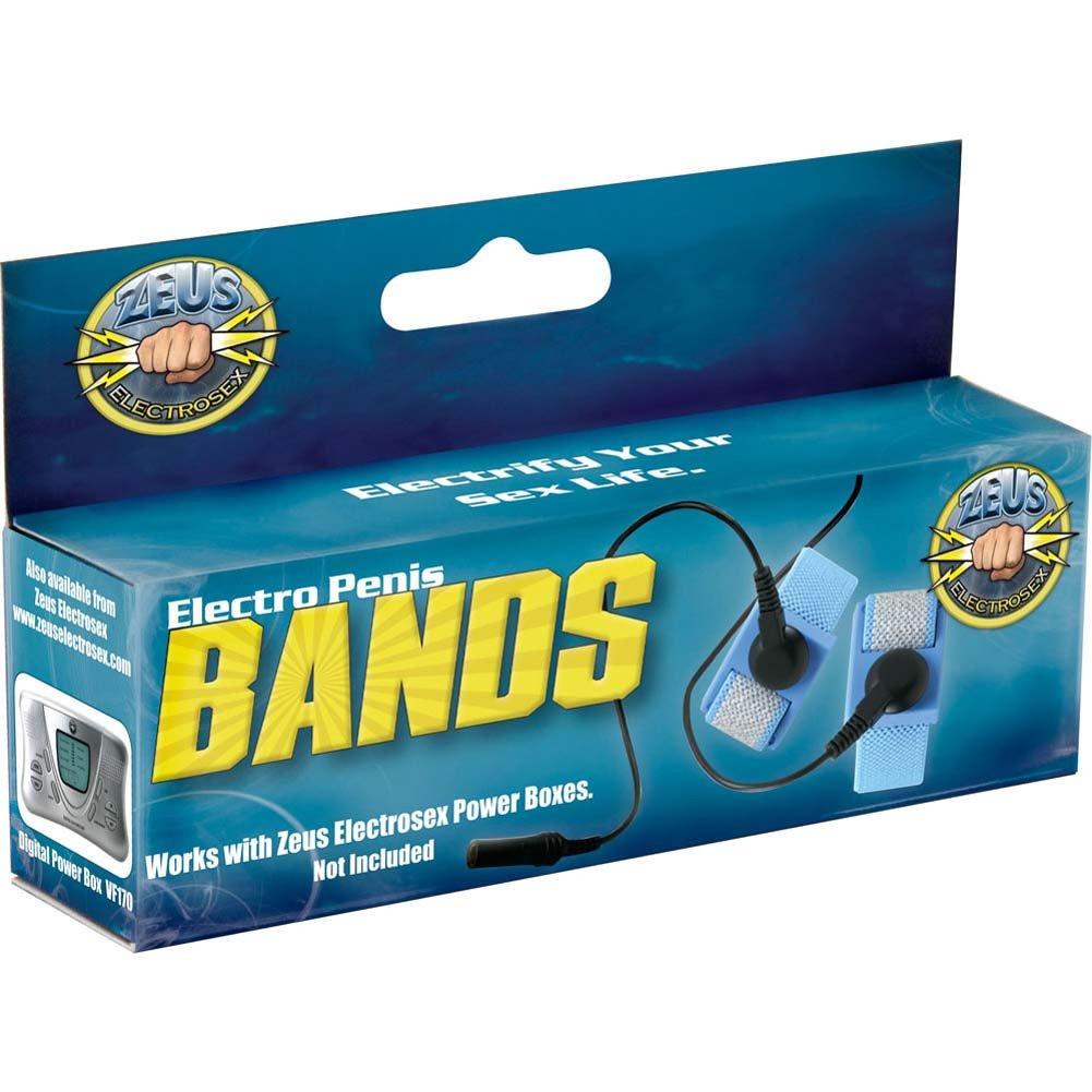 Zeus Electrosex Penis Bands - View #1