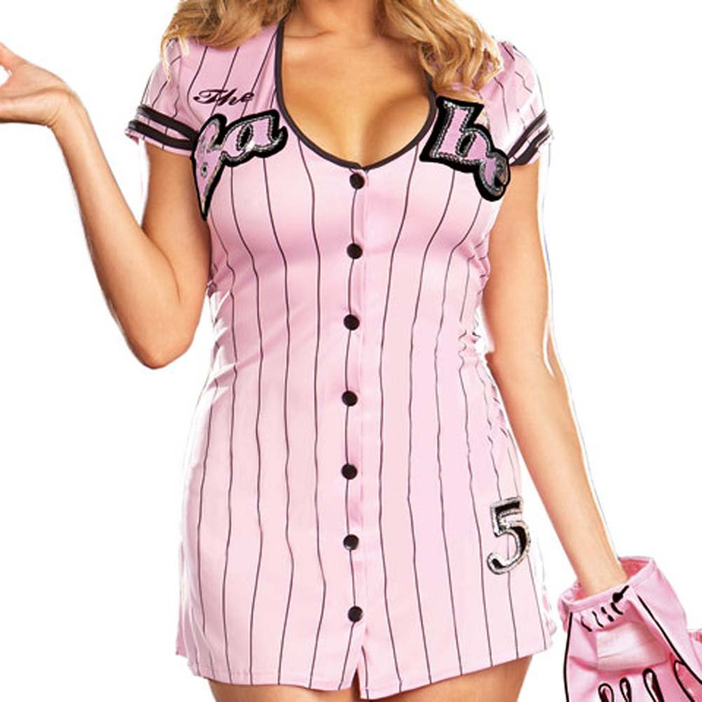 The Babe Costume Plus Size 3X/4X - View #4