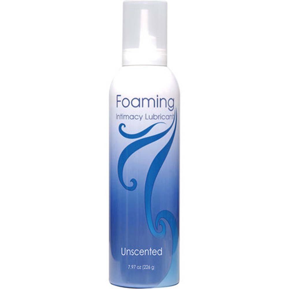 Foaming Intimacy Lubricant Unscented 8 Oz RbDV - View #1