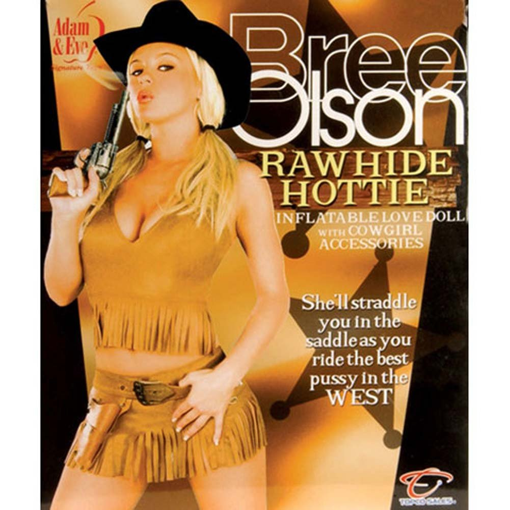 Bree Olson Rawhide Hottie Doll - View #1