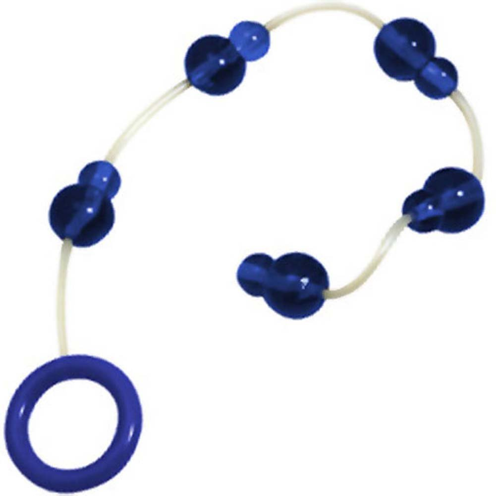 "Vivid Sugar Beads Sunny 13.5"" Blue - View #1"