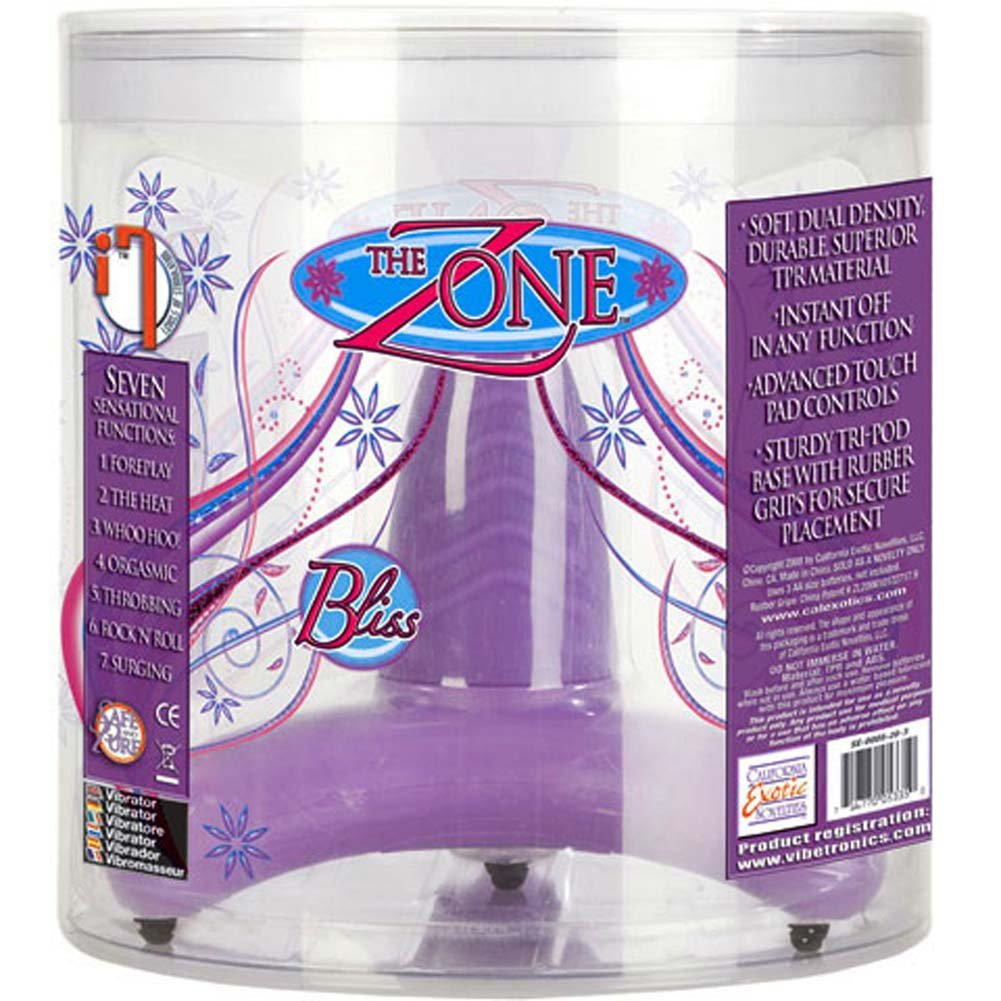 Zone Bliss Vibe Purple 5 In. - View #3