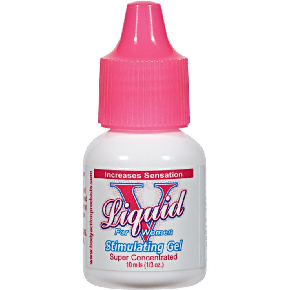 Liquid V for Women Stimulating Gel 0.34 Fl.Oz 10 mL - View #2