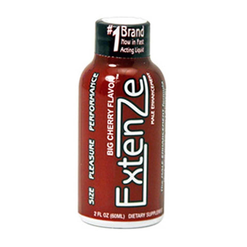 Extenze Libido Shooter Cherry 2 Fl. Oz. - View #1