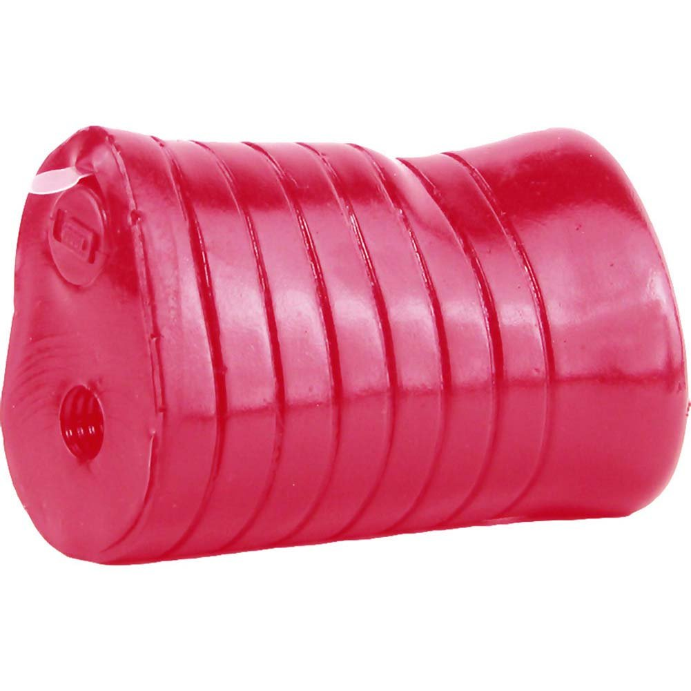 Motor Stroker Silicone Vibrating Sleeve Pink - View #3