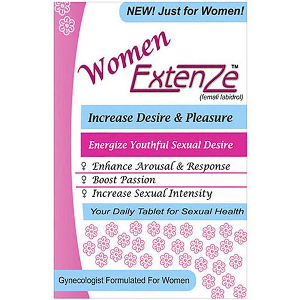 Women Extenze 30 Tablets - View #1