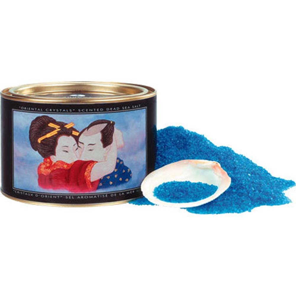 Shunga Oriental Crystals Dead Sea Salts 20 Ounce Oceana - View #2