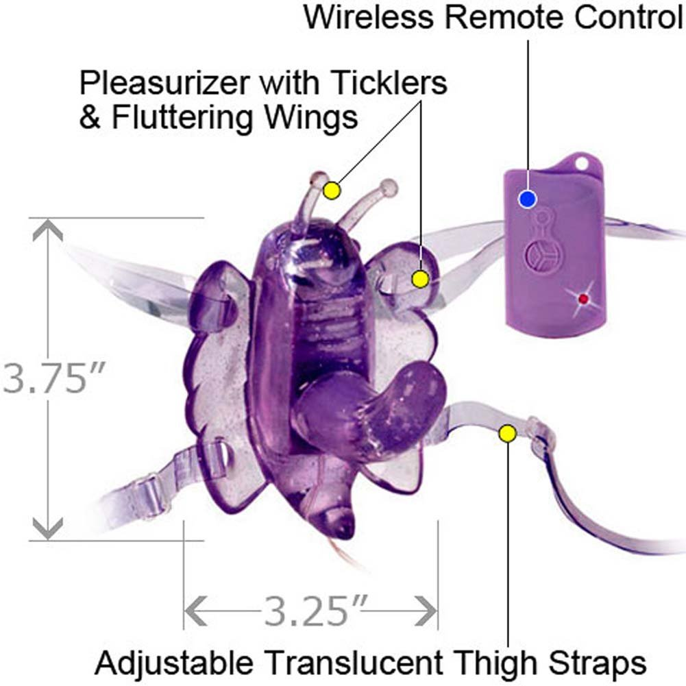 Wireless Remote Control Venus Penis G Vibe Lavender. - View #1