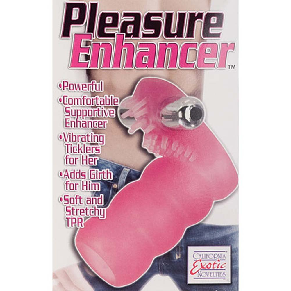 Pleasure Enhancer Waterproof Vibrating Ring. - View #2
