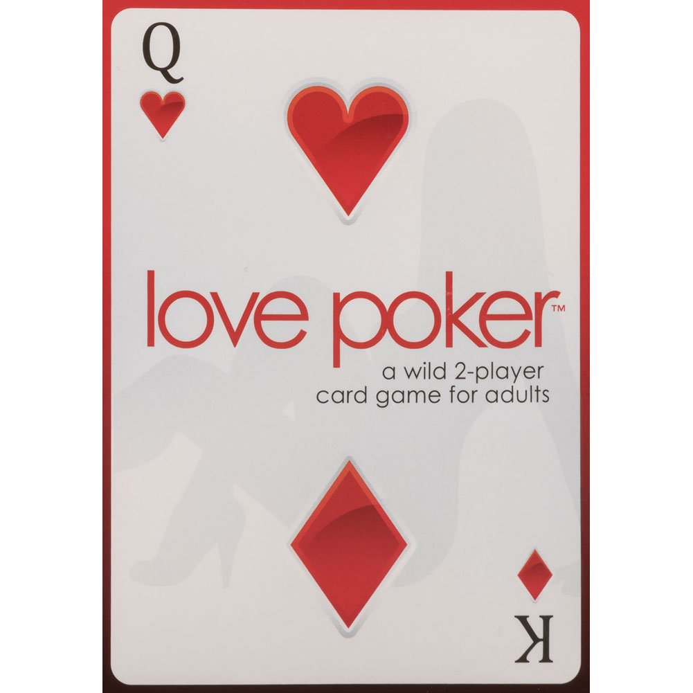 California Exotics Love Poker Adult Game for Lovers - View #2