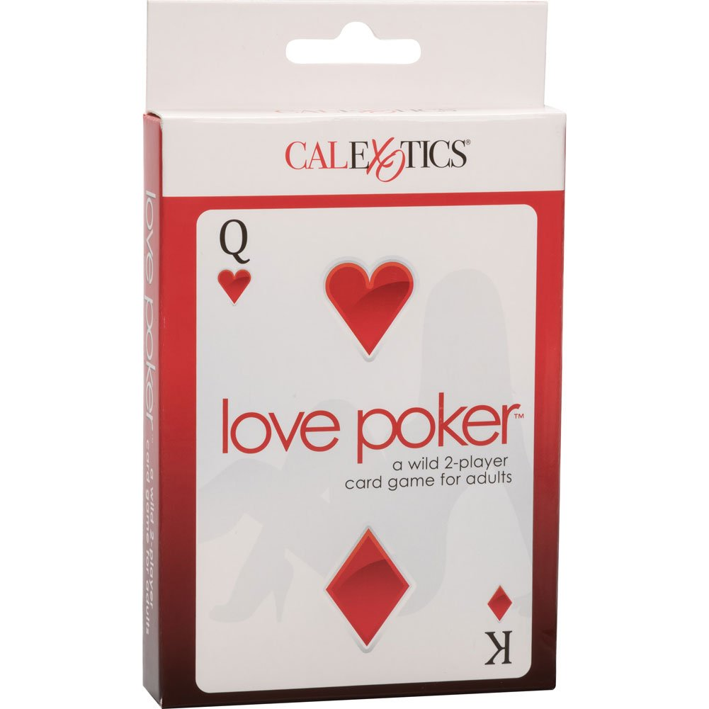California Exotics Love Poker Adult Game for Lovers - View #4