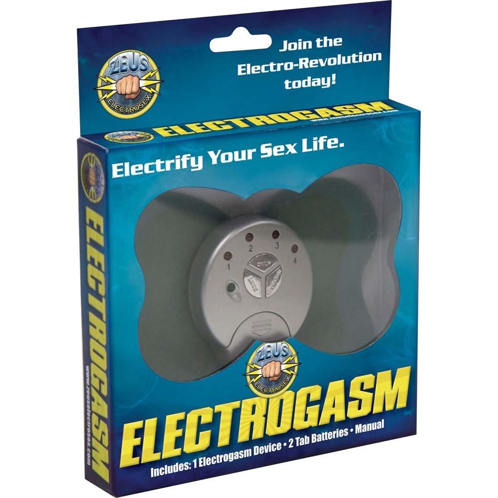 Zeus Electrosex Electrogasm Vibrator - View #1
