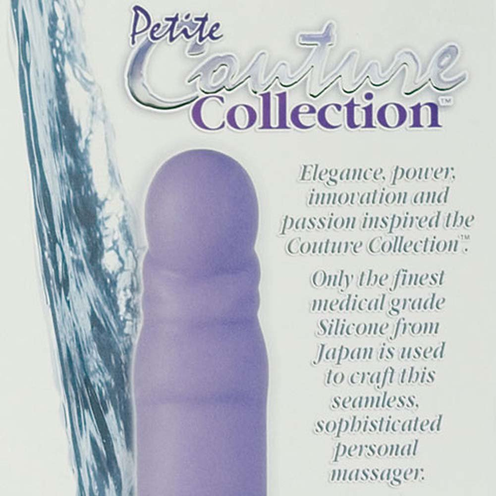 Petite Couture Collection Enchante Silicone Vibe Lavender - View #2