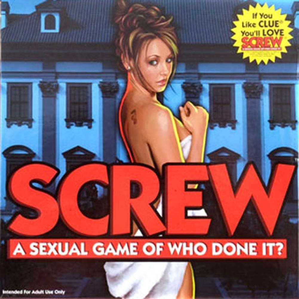 Screw A Sexual Game of Who Done It - View #1