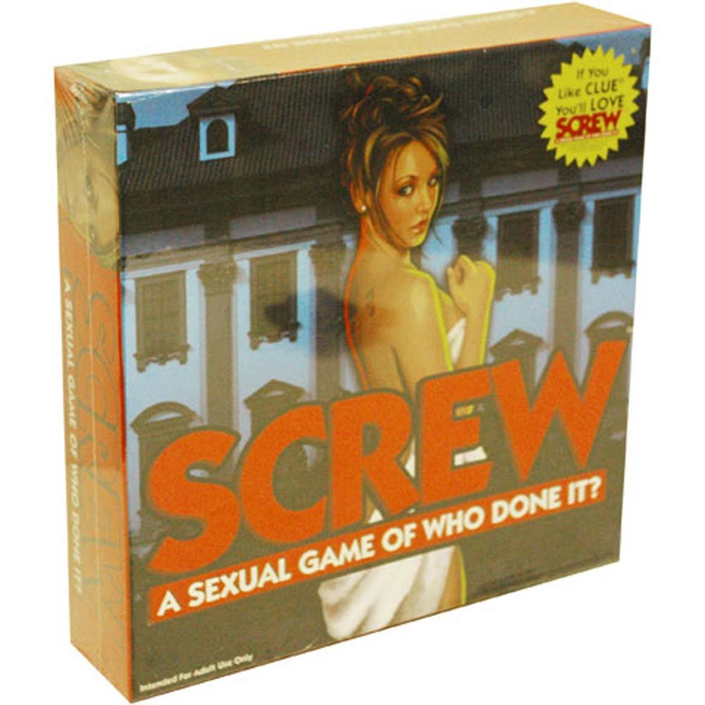 Screw A Sexual Game of Who Done It - View #3