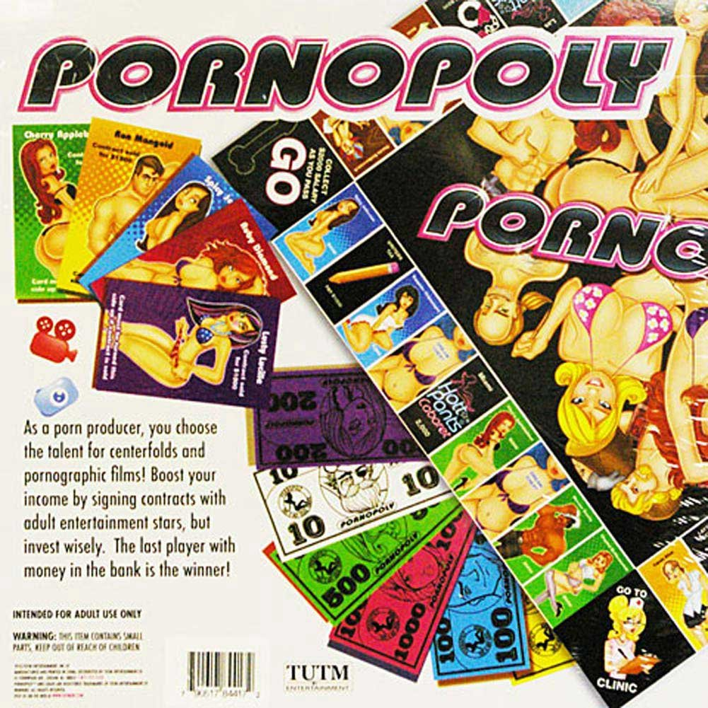 Pornopoly Game - View #2