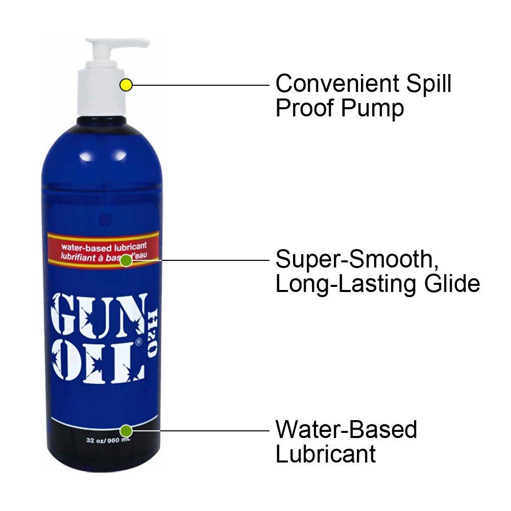 Gun Oil H2O Water-Based Lubricant 32 Fl. Oz. - View #1