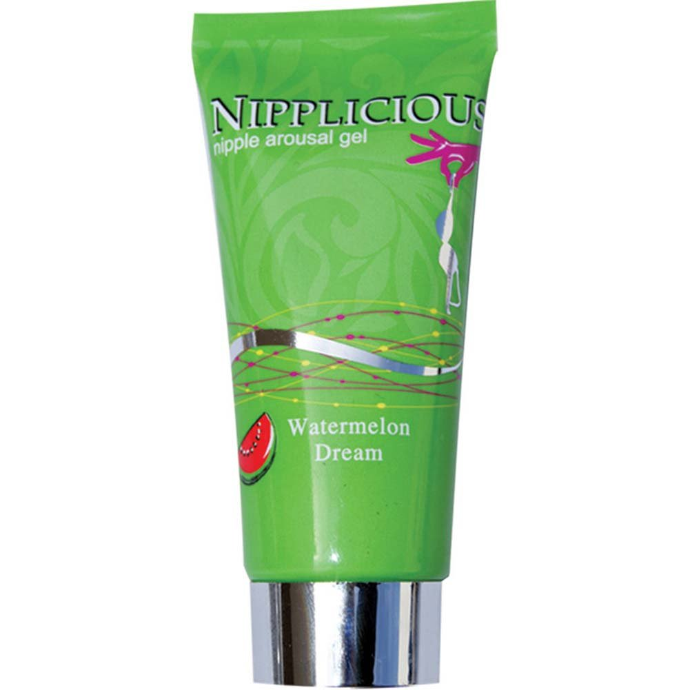 Nipplicious Nipple Arousal Gel Watermelon Dream 1 Fl. Oz. - View #2