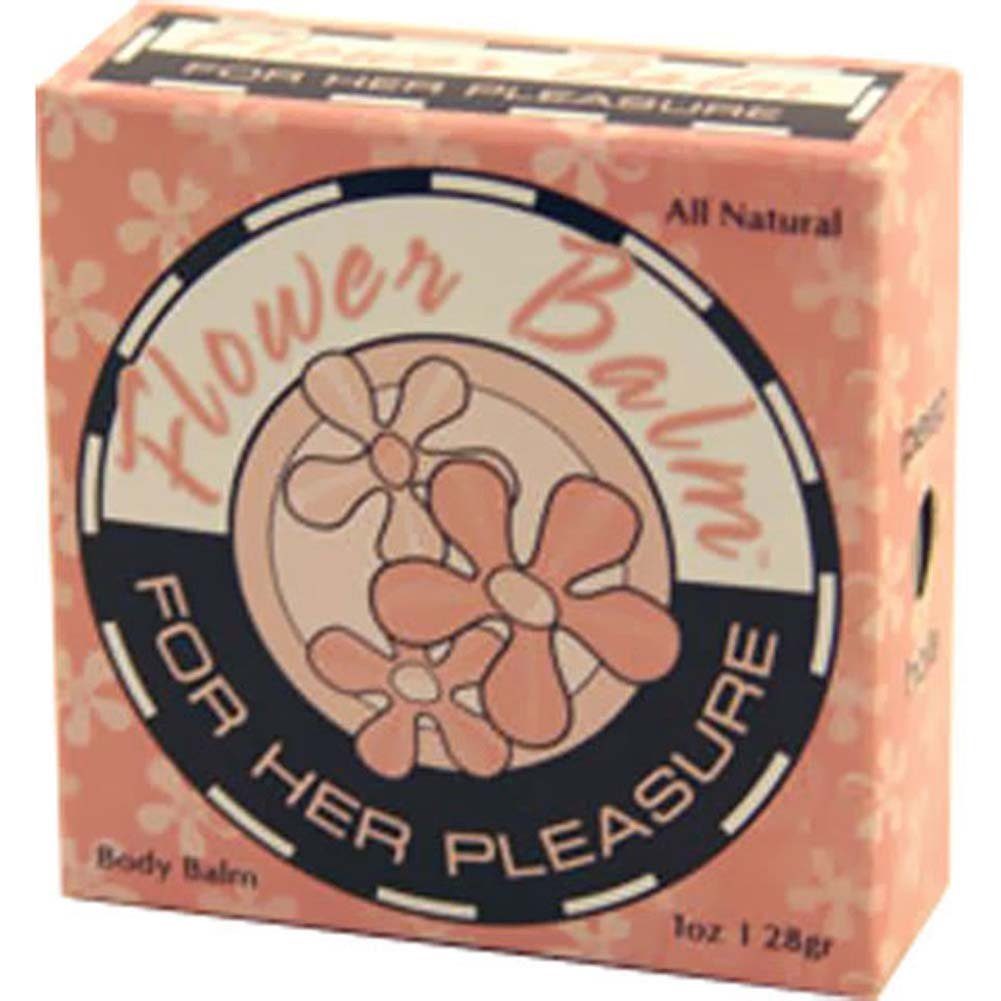 Flower Body Balm for Her Pleasure 1 Oz. - View #2