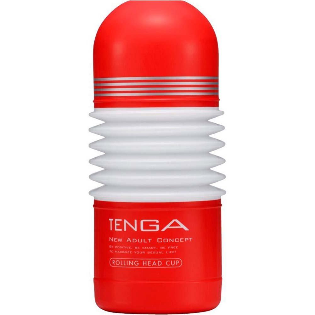 TENGA Rolling Head Cup Male Masturbator Standard - View #3
