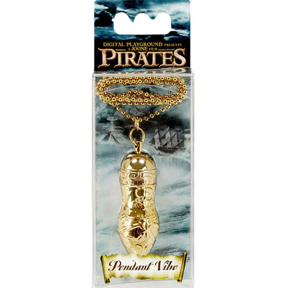Pirates Pendant Vibe with Chain Gold - View #4