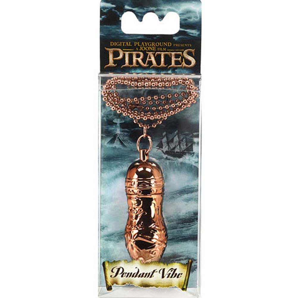 Pirates Pendant Vibe with Chain Copper - View #4