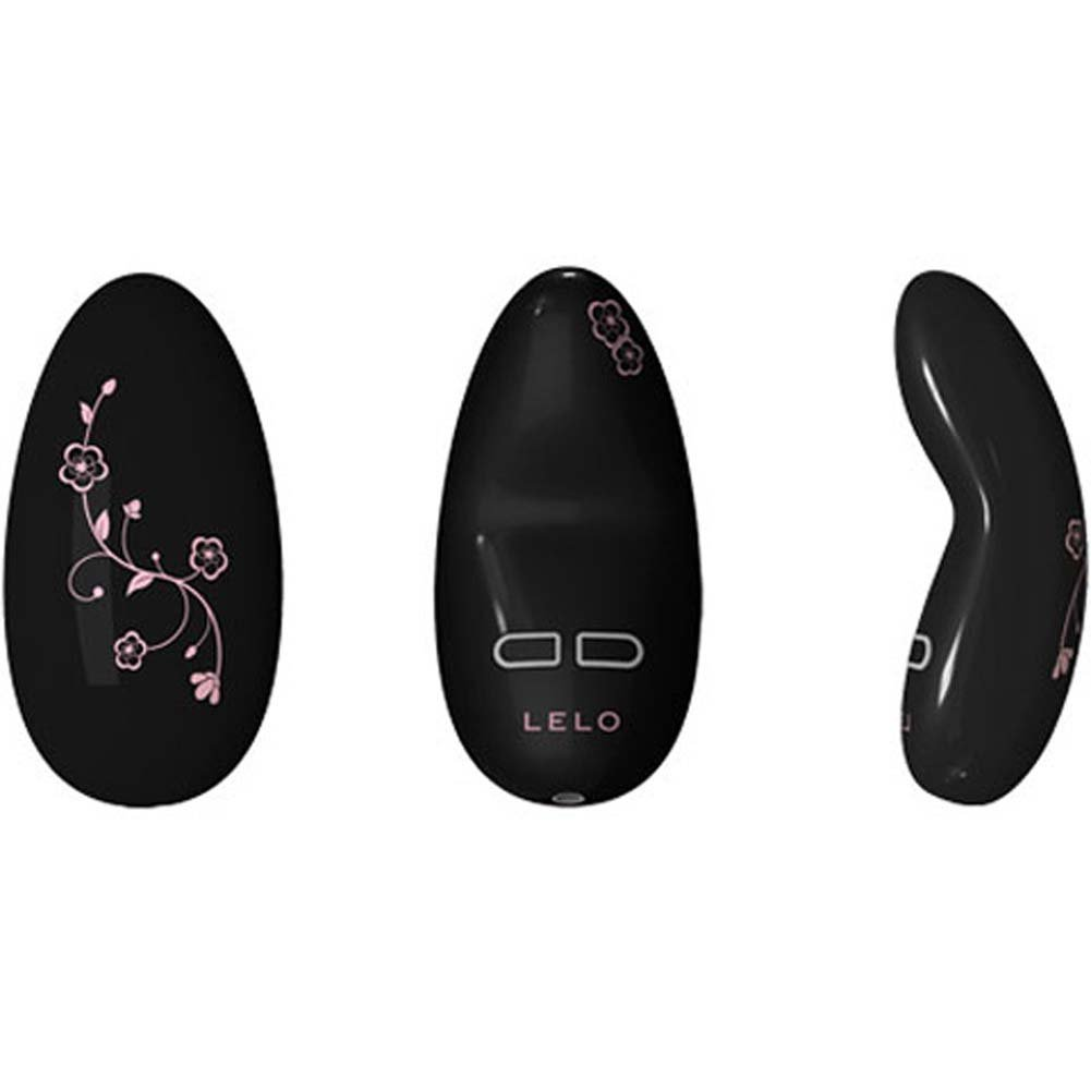 "Lelo Nea Rechargeable Vibe 3"" Black - View #2"