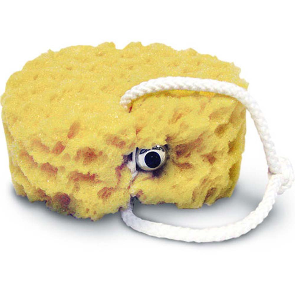 Sportsheets Sex in the Shower Vibrating Foam Sea Sponge - View #3