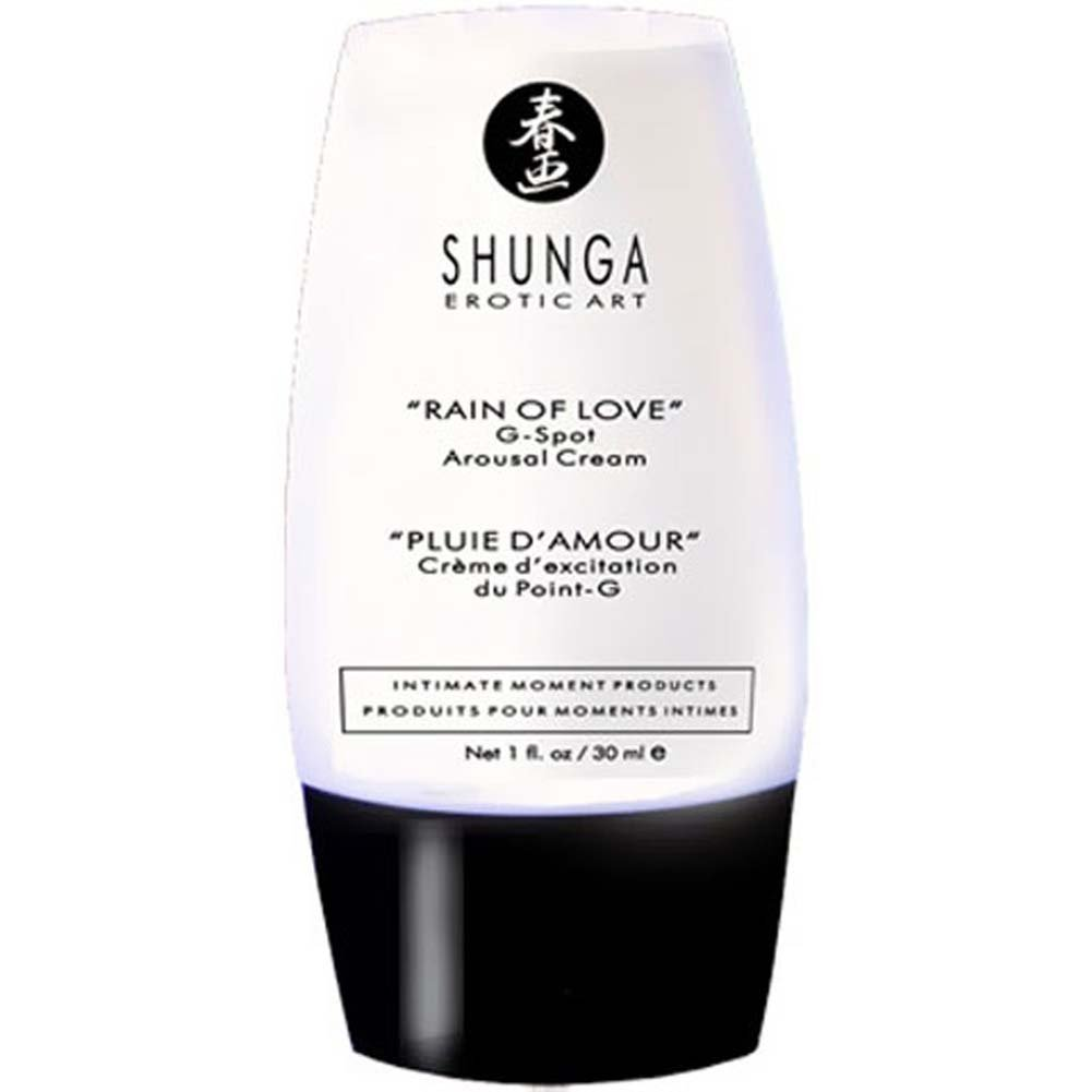 Shunga Rain of Love G-Spot Arousal Cream 1 Fl. Oz. - View #2