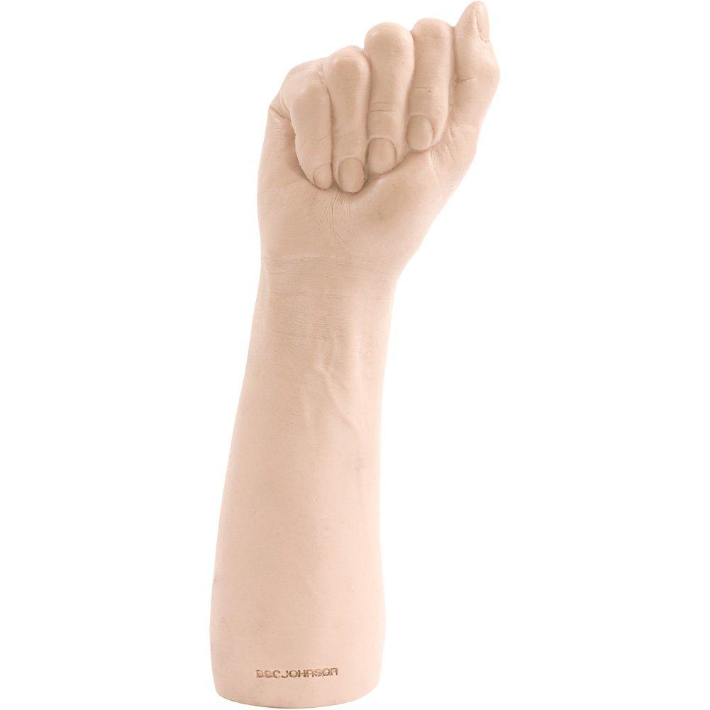 """Belladonnas Bitch Fist SilaGel Dildo 11"""" - View #3"""