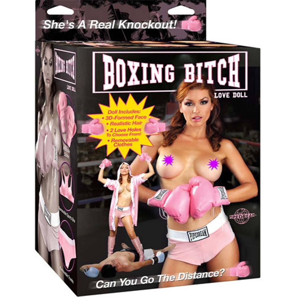 Boxing Bitch Inflatable Love Doll - View #2
