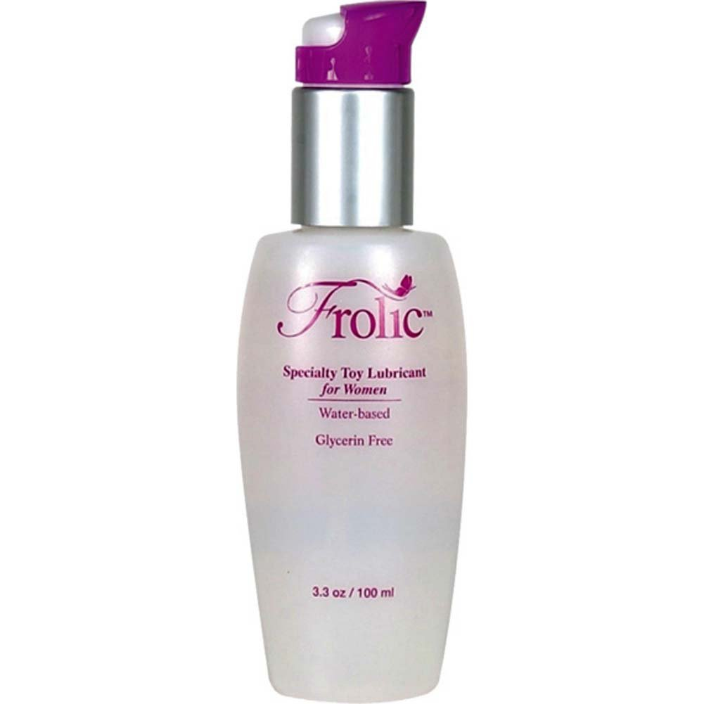 Frolic Waterbased Lubricant for Women 3.3 Fl. Oz. - View #1