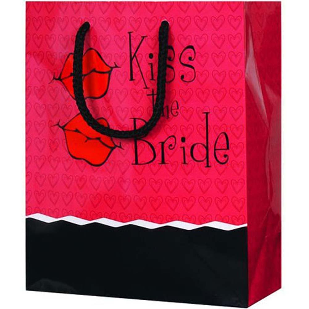 Kiss the Bride Gift Bag - View #1