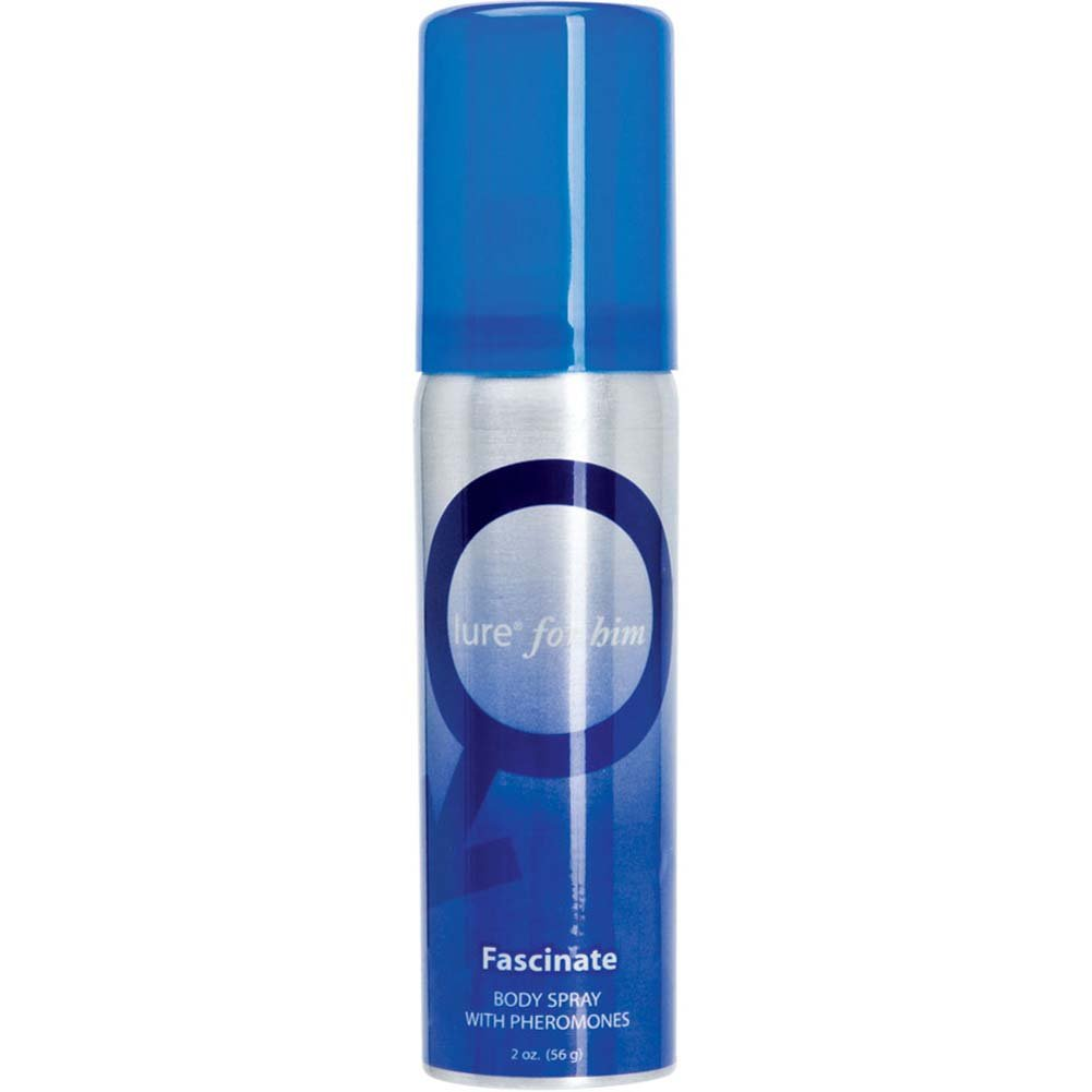 Lure for Him Fascinate Body Spray with Pheromones 2 Oz. - View #1