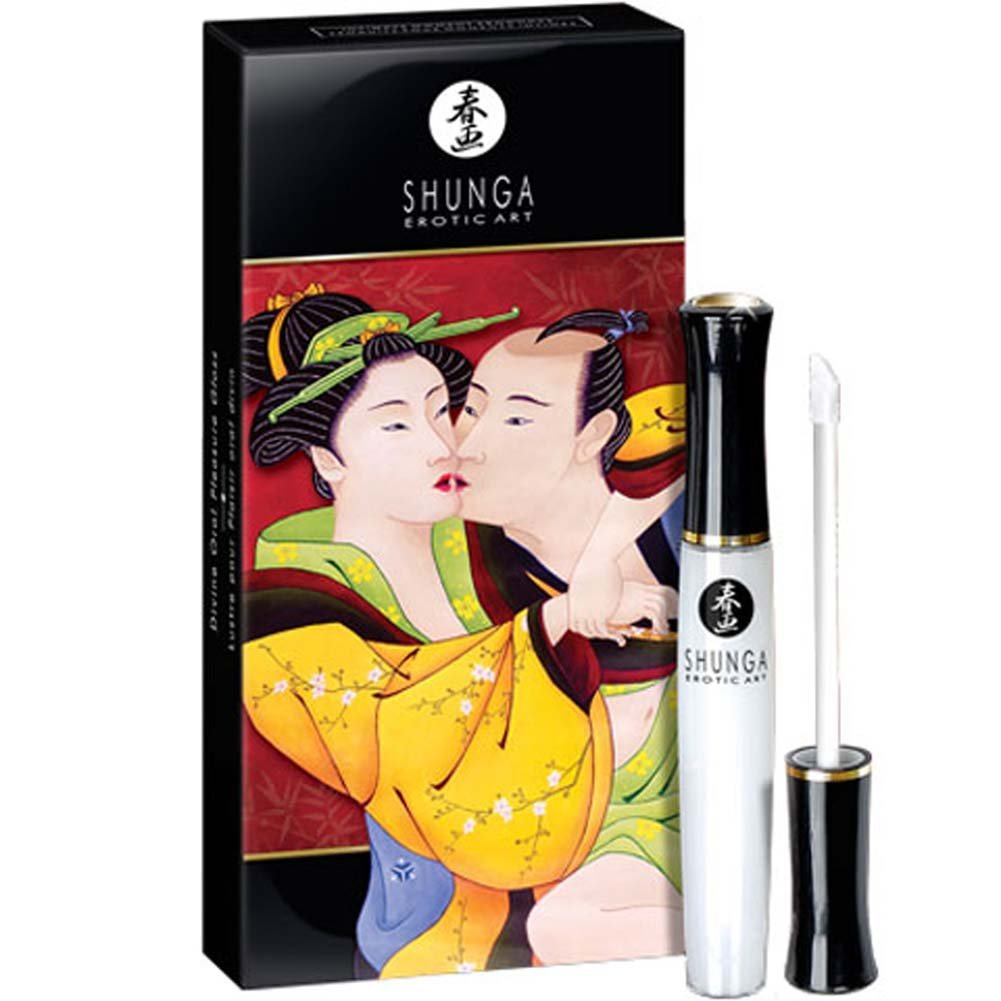Shunga Divine Oral Pleasure Gloss .33 Fl. Oz. - View #1
